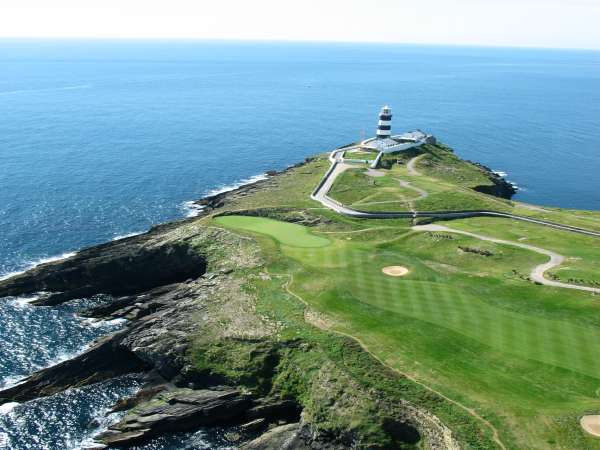 Old Head Golf Links in Kinsale, Co. Cork